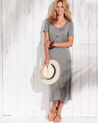 Short T-shirt Dress