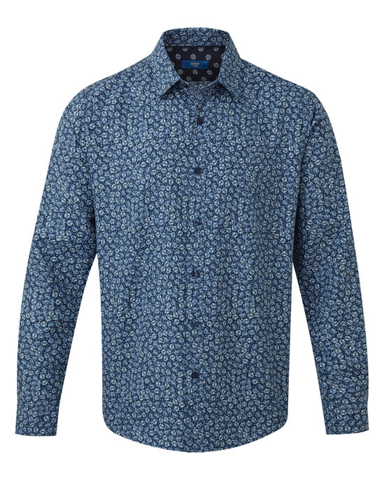 Soft Touch Printed Shirt