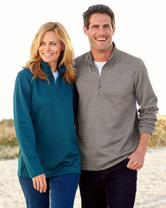 Travel Half Zip Top