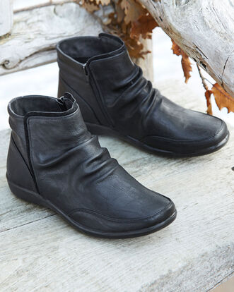 Flexisole Slouch Ankle Boots