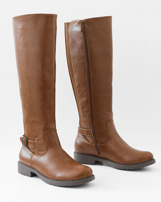 Knee High Stretch Boots