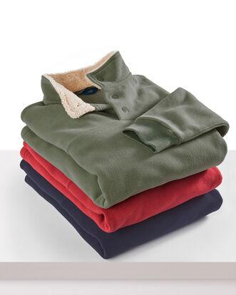 Luxury Fleece Popover