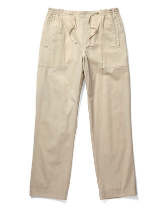 Cotton Pull-on Pants