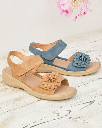 Flexisole Flower Sandals