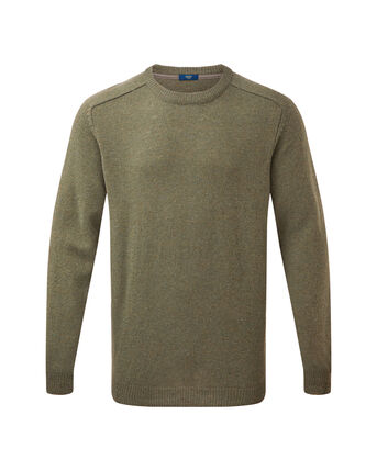 Lambswool Rich Sweater