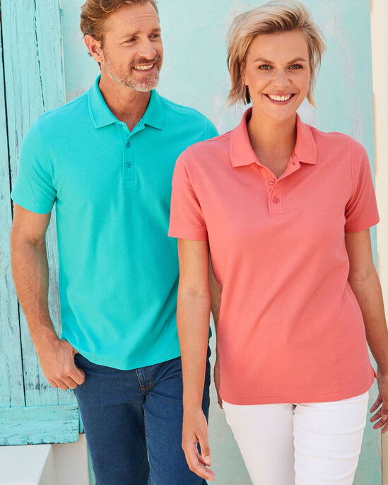 Organic Cotton Polo Shirt
