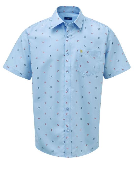 England Rose Short Sleeve Soft Touch Shirt