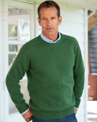 Lambswool-rich Sweater