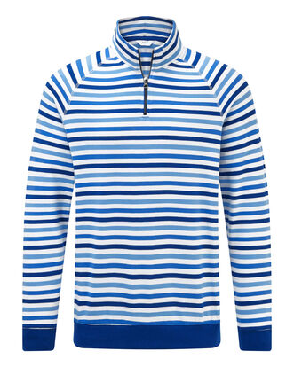 Organic Cotton Half Zip Top