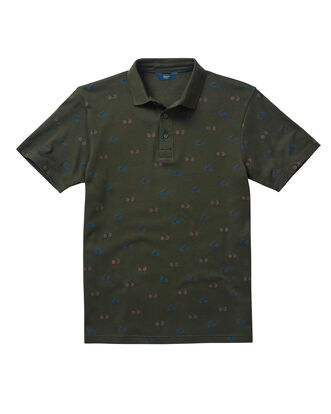 Short Sleeve Jersey Polo Shirt
