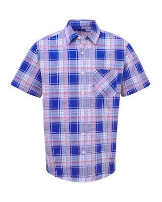 Seersucker Shirt