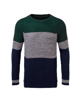 Alpine Green Supersoft Crew Neck Sweater