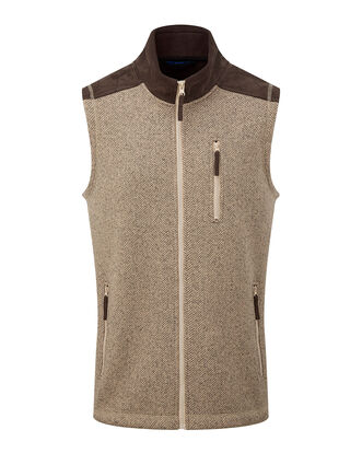 Bonded Fleece Vest