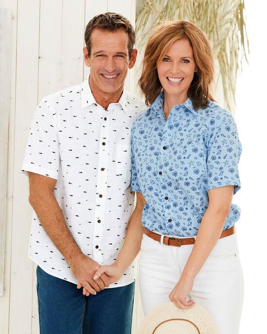 Printed Summer Shirt