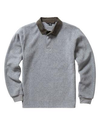 Fleece Rugby Shirt