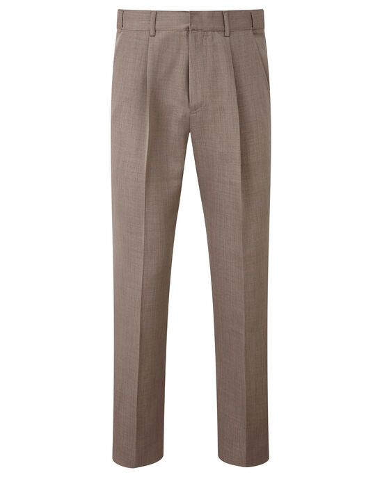 Ultimate Pleat Front Pants