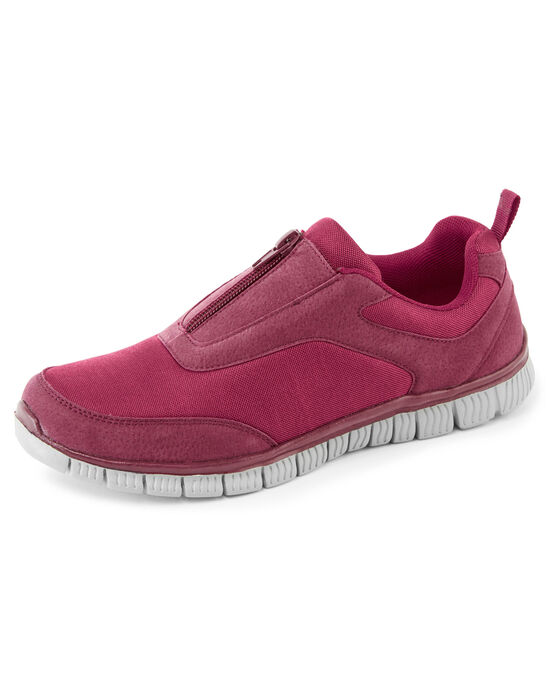 Flexi Active Zip Sneakers