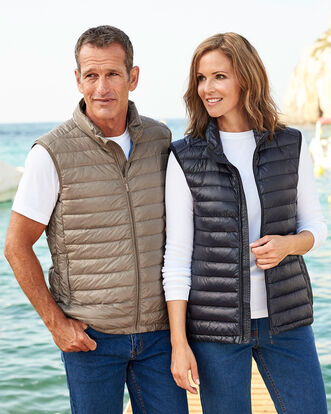 Ultra Lightweight Down Vest