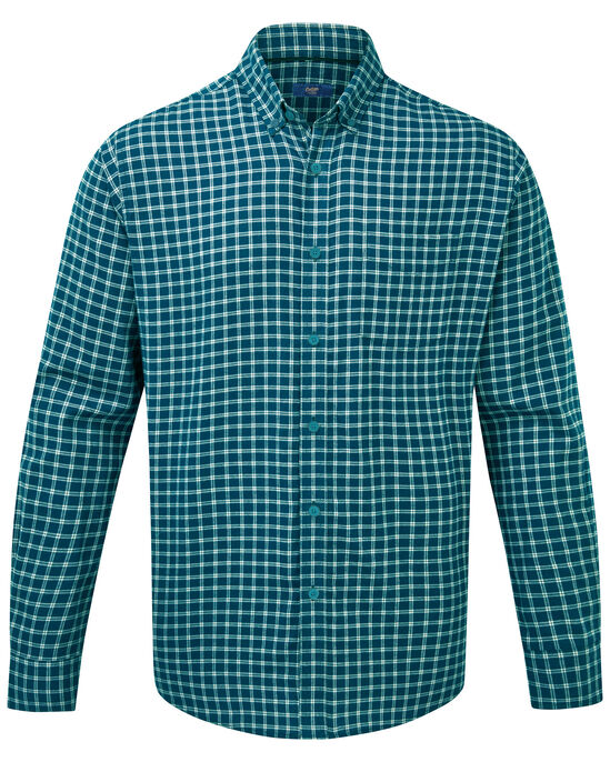 Long Sleeve Tattersall Shirt