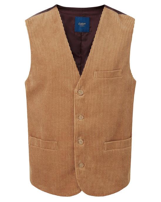 Cord Vest