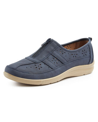 CASUAL CUT OUT SHOES