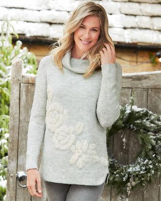 Flower Sweater