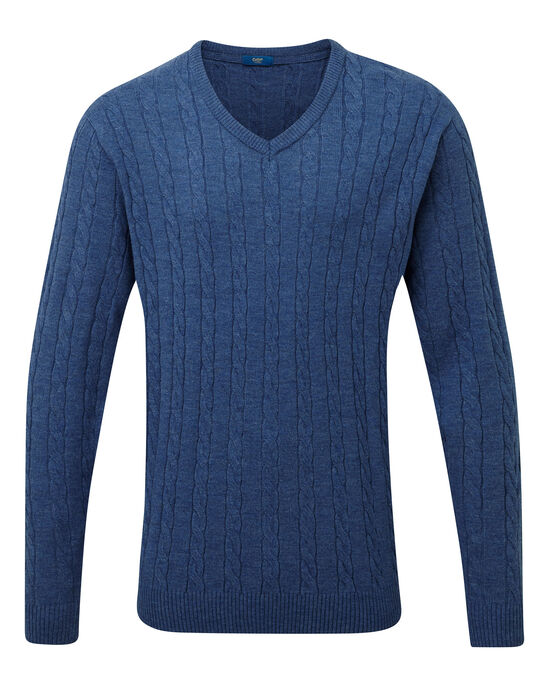 Luxury Cable Sweater