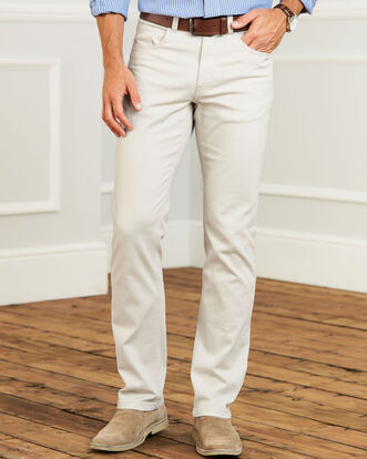 Slim Leg Stretch Jeans