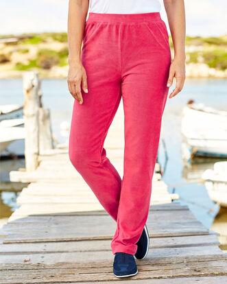 Super Soft Pull-on Cord Pants
