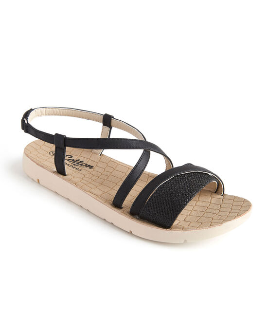 Super Lightweight Cross Over Sandals