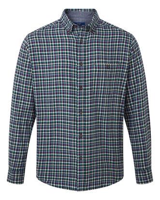 Multi Flannel Check Shirt