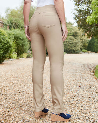 Super Stretchy Pull-on Pants