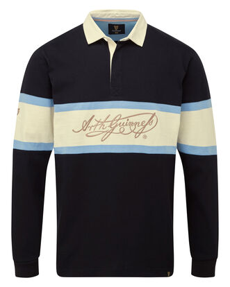 Guinness® Long Sleeve Signature Rugby Shirt