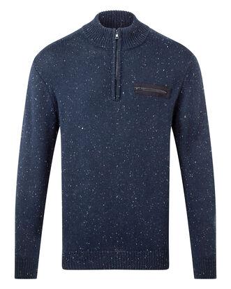 Guinness® Half Zip Sweater
