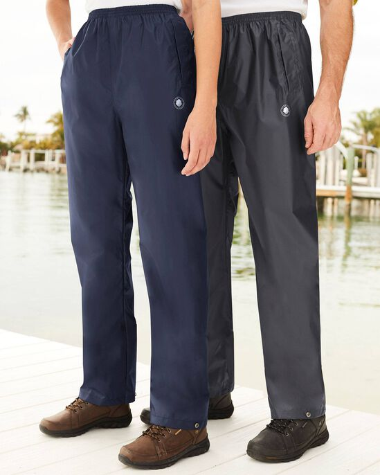 Waterproof Packaway Pants