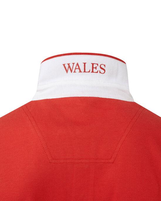 Short Sleeve Wales Classic Polo Shirt