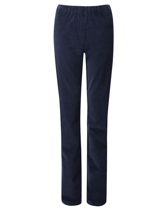 Pull-on Stretch Cord Pants