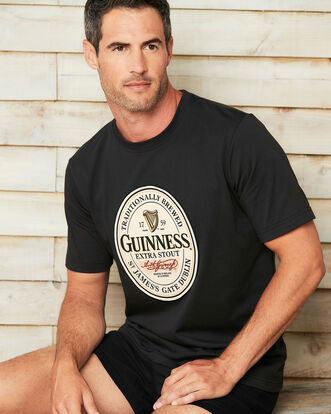 Guinness Printed T-Shirt