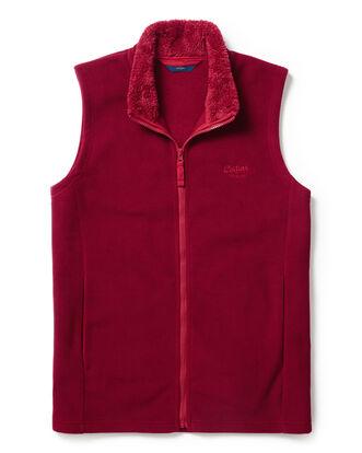 Luxury Fleece Vest