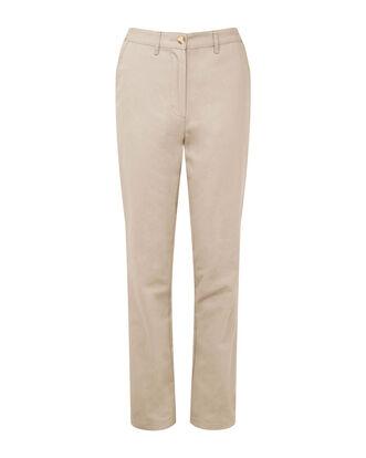 Wrinkle Free Adjustable Waist Pants