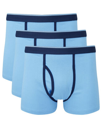 Pack of 3 Contrast Trunks
