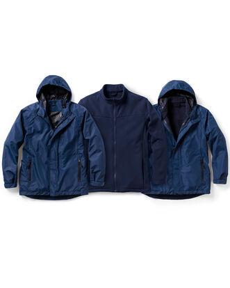 Multiwear Coat