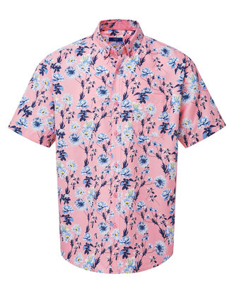 Floral Soft Touch Print Shirt