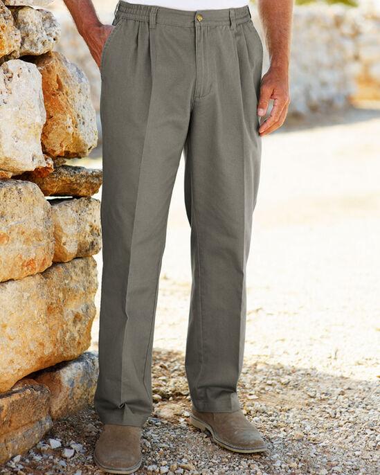 Elastic Waist Pants