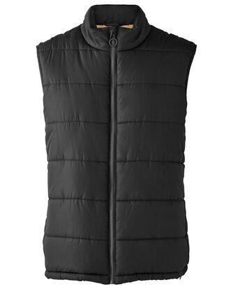 Showerproof Fleece Lined Vest