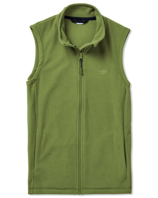 Recycled Microfleece Vest