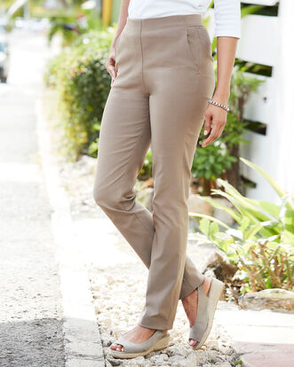 Ultimate Stretchy Pull-on Pants