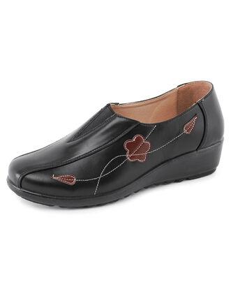 Flexisole Flower Detail Shoes