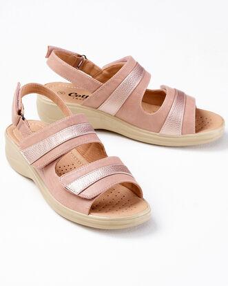 Flexisole Comfort Adjustable Sandals