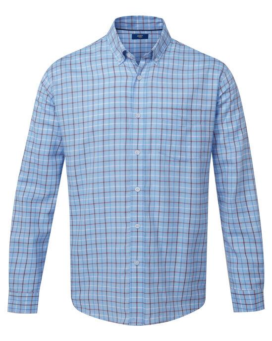 Long Sleeve Tattersall Shirt